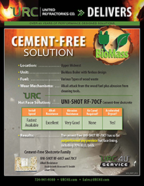 BioMass Cement Free Solution