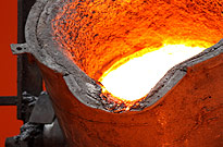 REFRACTORIES FOR NON-FERROUS METAL FOUNDRIES