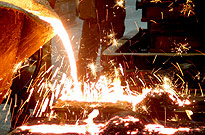 REFRACTORIES FOR STEEL FOUNDRIES