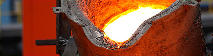 Foundry Refractories - Non Ferrous Metals