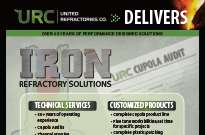 Iron Solutions - 4U Service in the Foundry