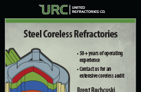 Steel Coreless Audit